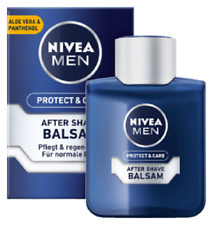 100 ml - NIVEA FOR MEN After Shave Balm - Balsam Protect & Care - German Product