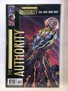Authority #3 VF+ 1st Print Wildstorm Comics