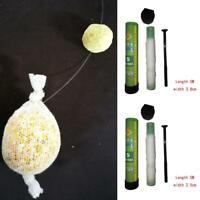 Carp Fishing Tackle PVA Mesh-Wasser Dissolving Net Lösliche Bait Refill Feeder-T