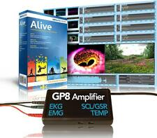Alive Professional Biofeedback GP8 Clinical Training System