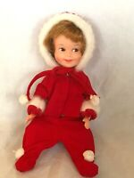 1964 Penny Brite Doll Deluxe Reading Corp Original Santa Claus Outfit