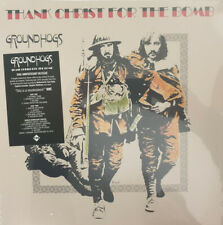 GROUNDHOGS Thank Christ For The Bomb LP VINYL + DL CARD 50th Anniversary