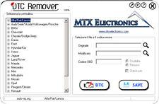 dtc remover + professional egr dpf fap lambda remover 2017.05 + attivatore