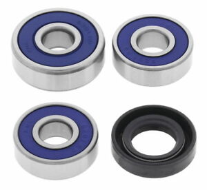 New All Balls Front Wheel Bearing Kit For The 1980-1981 Suzuki PE400 PE 400