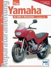 Motorrad Reparaturanleitung 5148 Yamaha XJ600S Diversion ab 1991 bis 2003