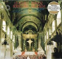 Berlioz: Requiem / Leonard Bernstein - LP CBS