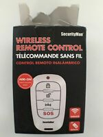 Security Man Wireless remote control (Add-on for IWATCHALARM)