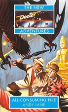 7th Dr Doctor Who New Adventures Book - ALL CONSUMING FIRE - (Mint New)