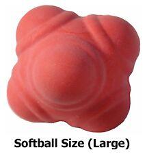 WORKOUTZ REACTION BALL (LARGE) SOFTBALL BASEBALL AGILITY TRAINING SPORTS