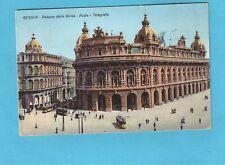 Liguria Palazzo della Borsa – Posta -Telegrafo Ge- 8460