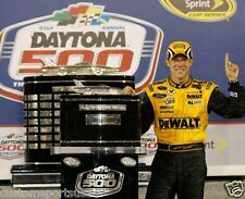 MATT KENSETH Daytona 500 NASCAR Glossy 8 x 10 Photo Dewalt