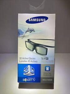 Samsung 3D Glasses SSG-5100GB Brand New Factory Sealed