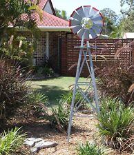 Garden Windmill 2400mm 8ft Outdoor Ornamental Decorative Replica Metal