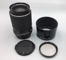 SMC Asahi Pentax 135mm F/3.5 35mm Manual Focus SLR Lens K-Mount