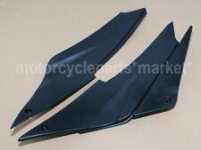 2Pcs Tank Side Cover Panel Fairing For Kawasaki Ninja ZX6R ZX636 ZX6 2005-2006