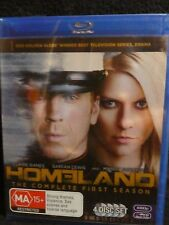 Homeland, Complete Season 1 (Blu-ray, 4-Disc Set,  Region B) gb7