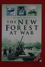 THE NEW FOREST AT WAR by John Leete - World War II (Paperback, 2011)