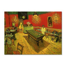 Canvas Print Wall Art Van Gogh Painting Repro Picture Home Decor Framed 12x16