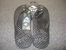 New Mens Reef Black Flip Flop Sandals Size 10 Nordstrom's BRAND NEW WITH TAGS