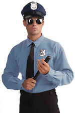 Police Officer Cop Uniform Mens Fancy Dress Stag Party Costume Outfit Policeman