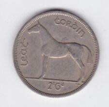1962 Irish Ireland half-crown Eire Leat Coroin 2'6 Coin Horse K-988