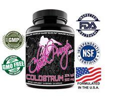 ChickPump Bovine Colostrum 500mg 30% IgG Lactoferrin, Gut Health, Immune Support