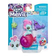 My Little Pony progetto Twinkle Sea-Pony Mini Pony-Sea Foam (C3474) - NUOVO