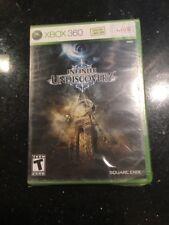 Infinite Undiscovery (Microsoft Xbox 360, 2008) Brand New Factory Sealed
