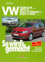 VW TOURAN 3 & JETTA & GOLF ETZOLD So wirds gemacht Reparaturanleitung Bd 151 NEU