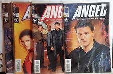 Buffy Vampire Slayer Angel Comic Book Mini Series Set #1-4 Unread (M5328)