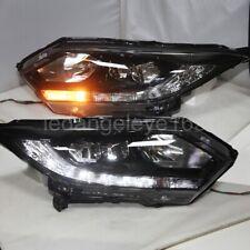 LED headlights For HONDA HRV HR-V Vezel Head Lamps 2015-2017 year LF
