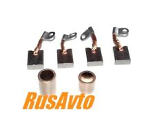 Anlasserkohlen mit Buchsen für Ersatz ( Anlasser ) LADA NIva / 2101- bis 2107