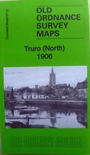 Old Ordnance Survey Map Truro (North ) Cornwall 1906  Sheet 57.12 Brand New