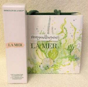 LA MER THE HYDRATING ILLUMINATOR 1.4 oz / 40 ml FULL SIZE BNIB SEALED AUTHENTIC