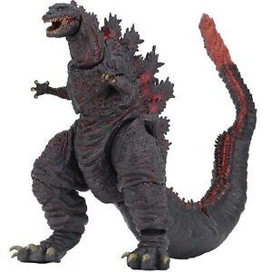 "7"" NECA Shin Godzilla Action Figure Ultimate 12"" Head to Tail 2016 Movie Toys"