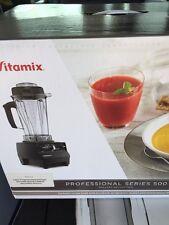 Vitamix Professional Series 500 Gallery Collection Blender Pro VM0102B Black New