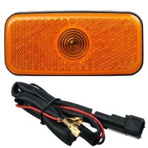 SIDE MARKER LIGHT LAMP JUMBO FOR FORD TRANSIT MK6 MK7 2000-2013 1671689