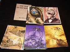 THE WAR OF THE WORLDS  Complete Trading Card Set    H.G. WELLS