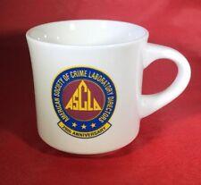 American Society Of Crime Laboratory Directors 20th Anniversary Mug 1994