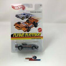 '69 Copo Corvette * Grey * Hot Wheels FLYING CUSTOMS * WA2
