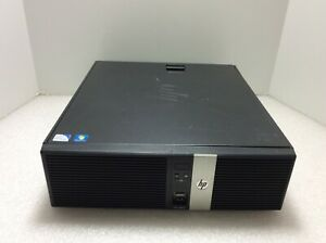 HP RP5800 Intel Pentium G850 @ 2.90GHz 4GB RAM 250GB HDD POS PC