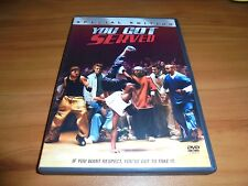 "You Got Served (DVD, 2004, Special Widescreen) Marques ""Batman"" Houston Used"