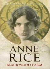 Blackwood Farm (The Vampire Chronicles),Anne Rice