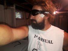 Biking Motorcycle Goggles Riding Skydive Googles Smoke Glasses Sunglasses Hiking