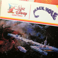 1979 The Black Hole Laserdisc – Walt Disney