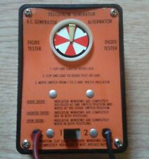 Vintage United Delco Diode Tester M1-136