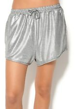 MINK PINK Blades Of Glory High Waist Shorts Size XSmall