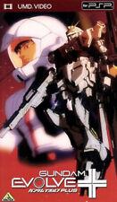 "Gundam Evolve ../+ (""Plus"") - UMD Movie - Sony PSP - 2009 -  [Japanese PSP Only]"