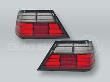 TYC Tail Lights Lens PAIR fits 1988-1995 MB E-Class W124