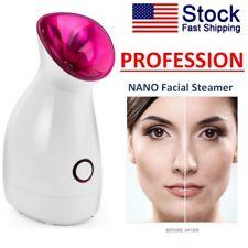 Nano Facial Steamer Ionic Face Mist Moisturizing Steam Sprayer Spa Skin Care
